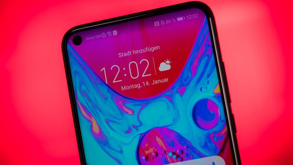 Trotz US-Bann: Huawei bringt neues Smartphone nach Deutschland