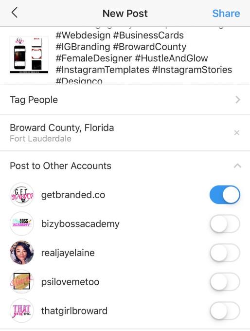 Instagram Mehrere Bilder In Einem Post