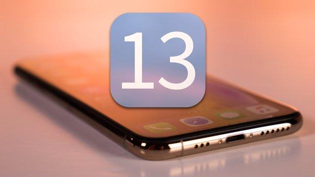 iOS 13 kurz vor Präsentation: Was Apples Feature-Liste für iPhone und iPad verrät