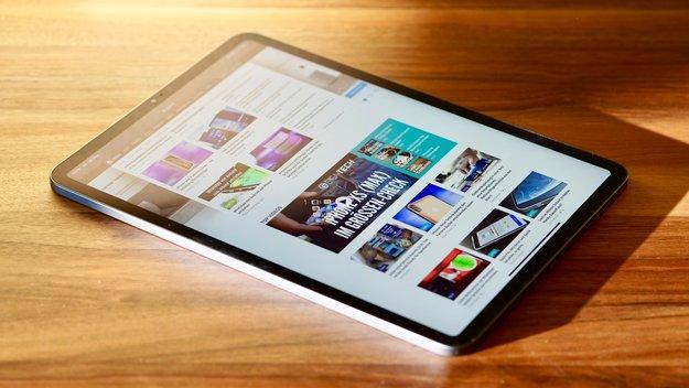 iPad Pro: Apples Konkurrenz könnte dem Tablet ein heiß ersehntes Feature spendieren