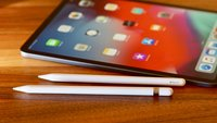 Neues Eingabegerät für das iPad: Apple Pencil könnte ein Brüderchen bekommen