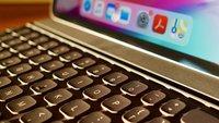 iPad Pro: Amazon verkauft gute Tastatur-Hülle zum Sparpreis
