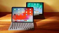 iPad hebt ab: Apple kann über die Konkurrenz nur lachen