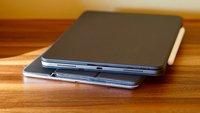 iPad mit Trackpad und Tastatur: Auch das günstige Apple-Tablet wird jetzt zum MacBook