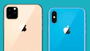 iPhones 2019: Gerüchte der kommenden Apple-Handys im Überblick
