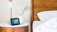 Smarter Lenovo-Wecker wieder besonders günstig: Sowas braucht jeder im Schlafzimmer