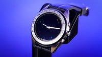 LG W7 im Hands-On-Video: Smartwatch mit 100 Tagen Akkulaufzeit