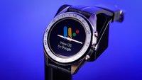 Android-Smartwatch von Google: Der Traum soll wirklich wahr werden