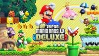 New Super Mario Bros. U Deluxe im Test: Alt ist das neue Neu