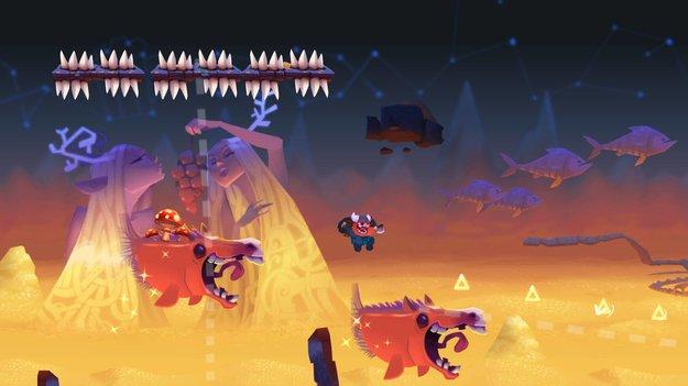 iPhone-Hit: Beliebtes Spiel Oddmar jetzt für Android erhältlich