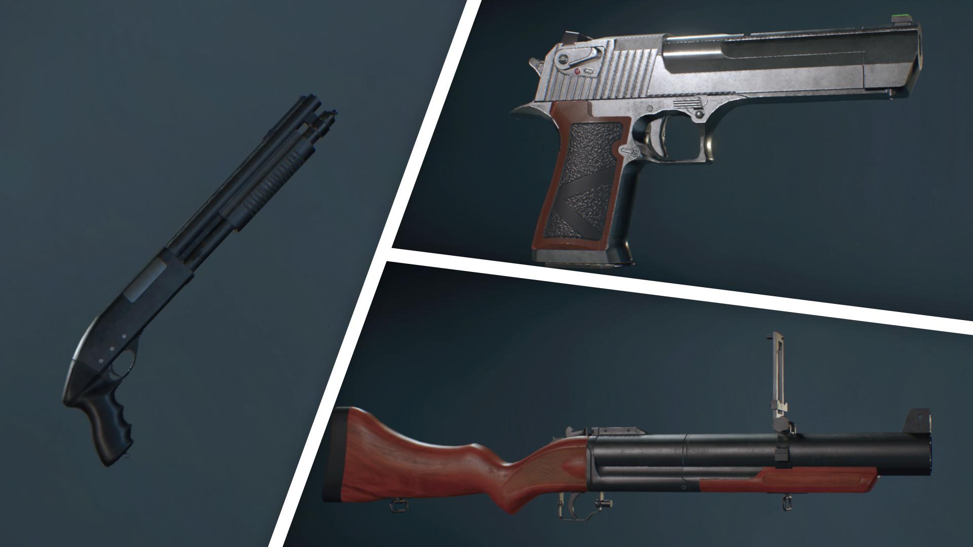 Mq 11 Maschinenpistole Alle Waffen Fundorte In Resident Evil 2