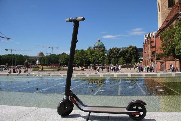 E-Scooter: In dieser deutschen Stadt kann man bereits legal fahren