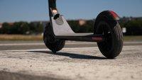 E-Scooter werfen Fahrer ab: Hersteller zieht die Notbremse und bessert nach