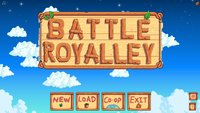 Sogar in Stardew Valley kannst du jetzt schon Battle Royale spielen