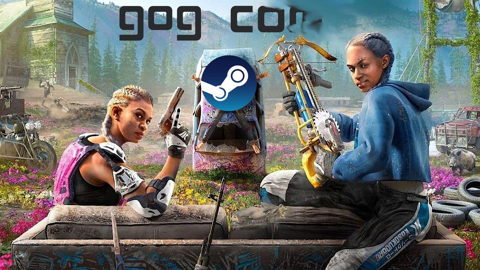 Steam, GOG & kostenlose Spiele: Äußerst apokalyptische Angebote am