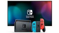 Nintendo Switch: Tastatur und Maus anschließen – so geht's