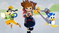 Kingdom Hearts 3: So beeinflussen anfangs deine Entscheidungen Soras Werte