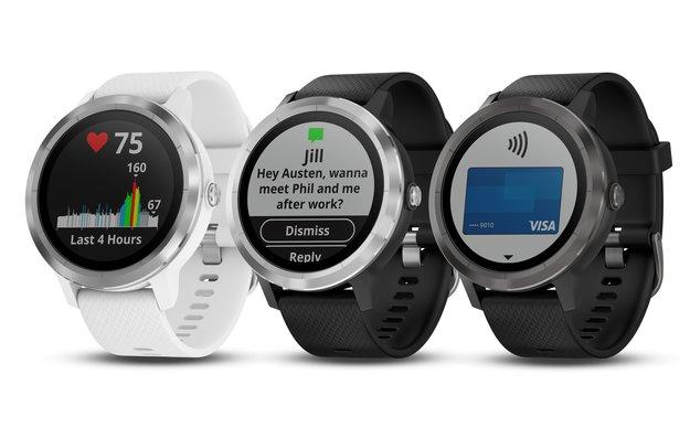 Smartwatch hilft beim Autofahren: Garmin arbeitet mit Mercedes-Benz zusammen