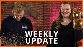 Weekly Update: Kleine News und großer...