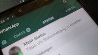 WhatsApp-Status anonym anschauen – so geht's