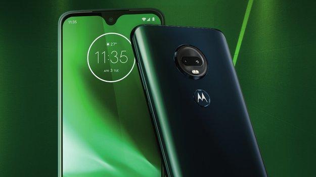 Moto G7, Plus, Play und Power vorgestellt: Motorolas Großangriff auf die Smartphone-Mittelklasse