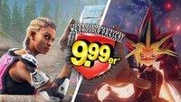 GameStop: Neue Spiele für nur 9,99 Euro vorbestellen, 20 Prozent sparen