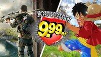 GameStop – Die neusten Spiele für nur 9,99 Euro