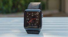 Apple Watch Series 3 im Preisverfall: LTE-Smartwatch nochmals 50 Euro günstiger erhältlich (vergriffen)