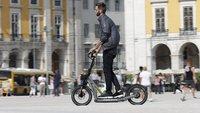 E-Roller X2City: BMW hat den ersten legalen E-Scooter für Deutschland gebaut