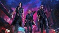 Devil May Cry 5-Vorschau: Dante? Nero? V stellt sie alle in den Schatten