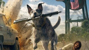 Trauriges Easter Egg in Far Cry: New Dawn – Wiedersehen mit Hund Boomer