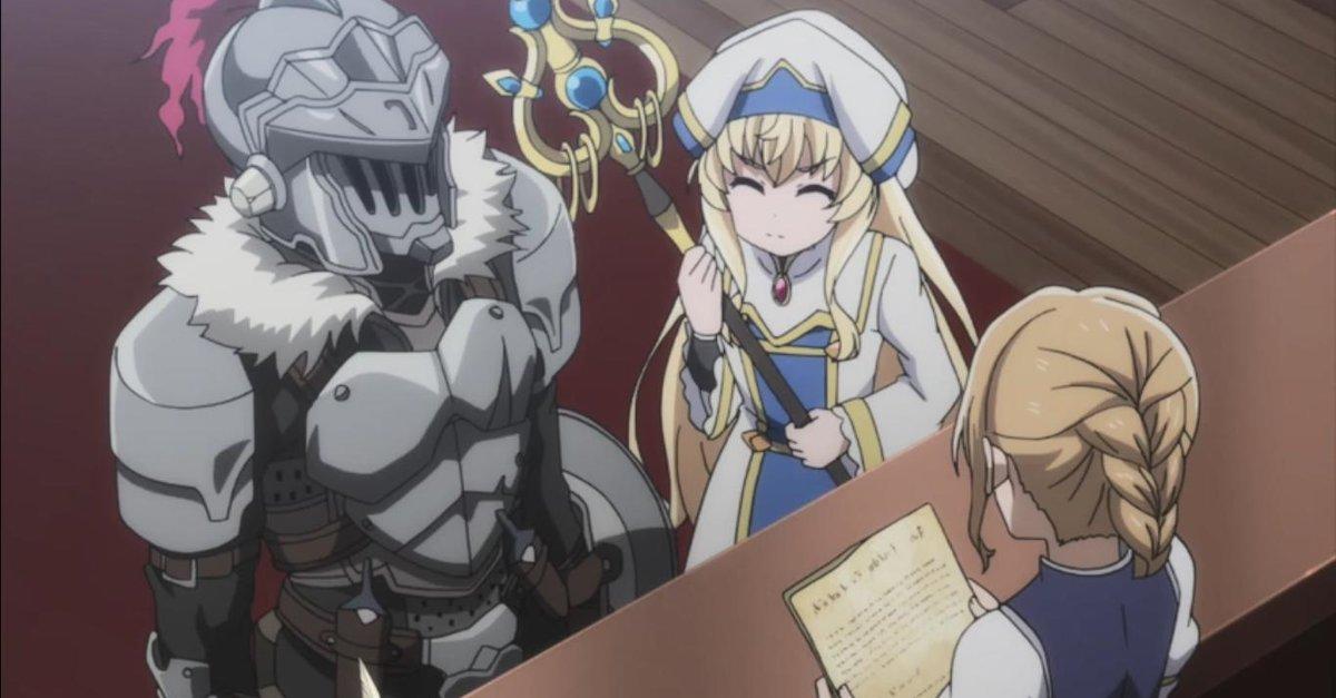 Goblin Slayer Anime Stream