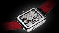 Hommage an die Apple Watch: Diese 350.000-Dollar-Uhr zeigt keine Zeit an