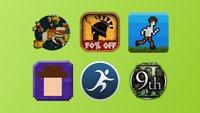 Kostenlose und reduzierte Android-Apps zum Wochenende