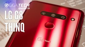 LG G8 ThinQ im Hands-On: Smartphone m...