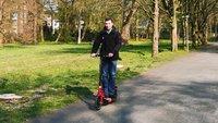 Aldi verkauft E-Scooter mit Straßenzulassung bald zum Schleuderpreis