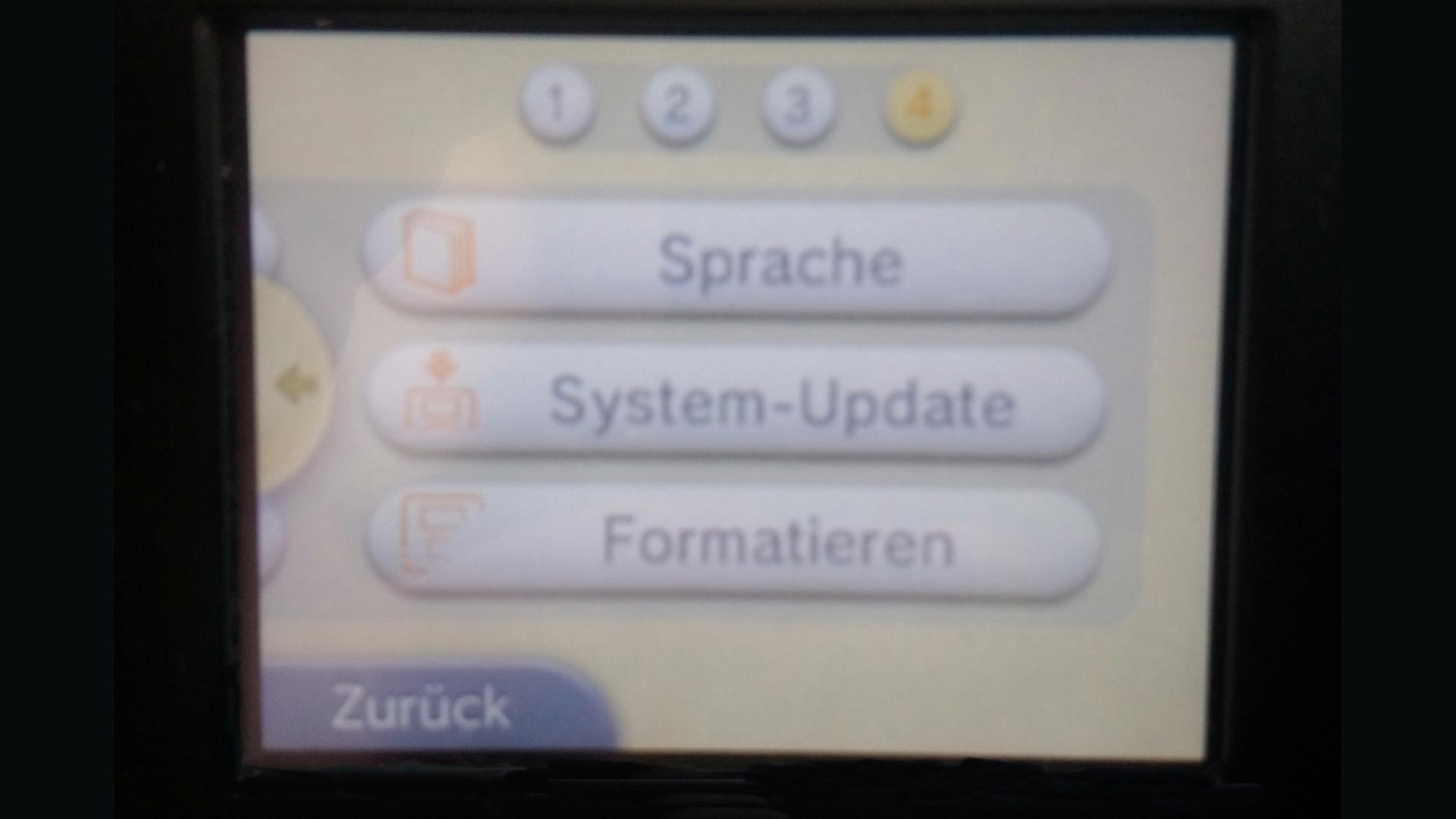 Nintendo 3ds Sd Karte.Nintendo 3ds Zurücksetzen Formatieren So Geht S