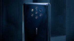 Nokia 9 PureView: Erste Fotos der Fünffach-Kamera enttäuschen