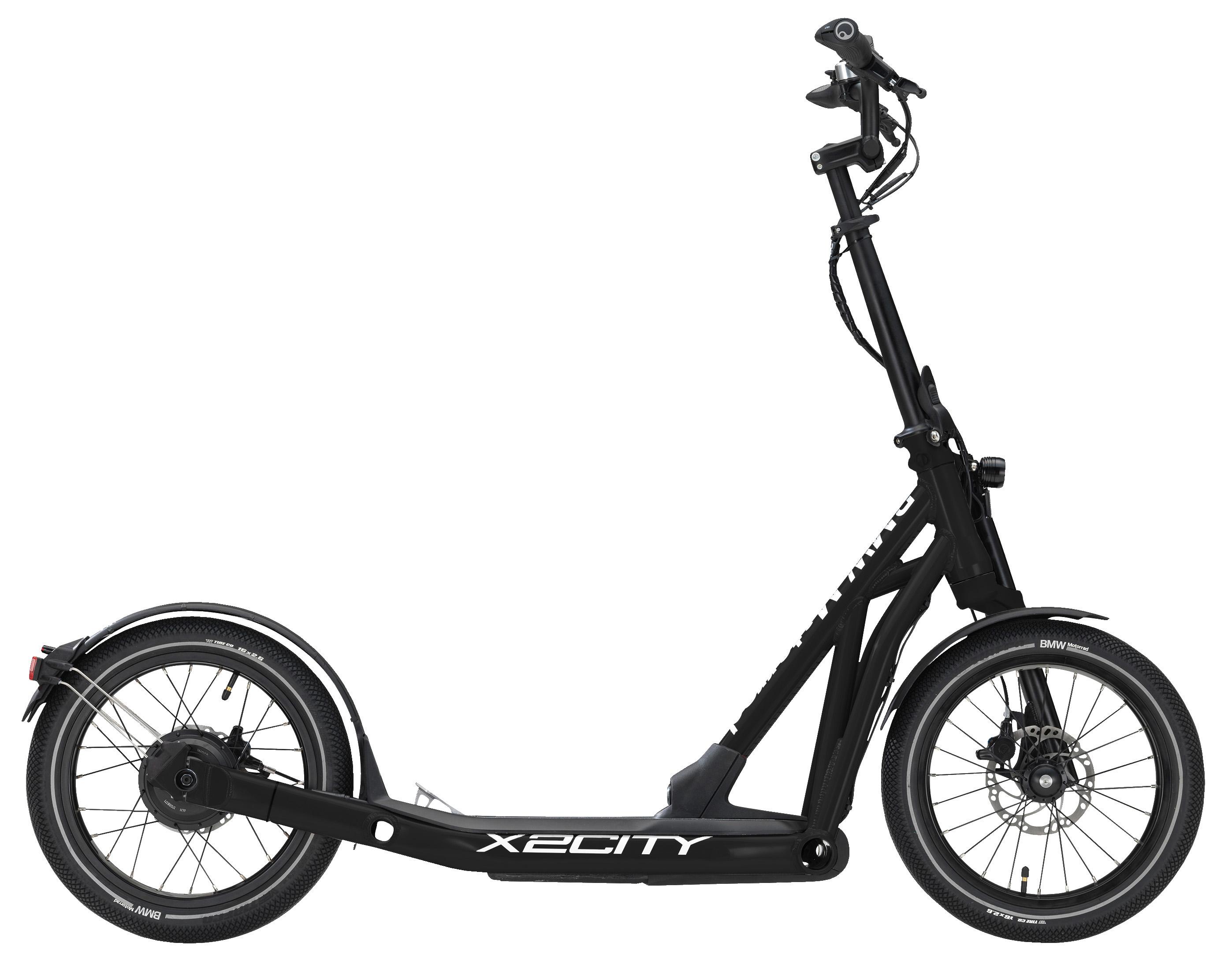 e roller x2city bmw hat den ersten legalen e scooter f r. Black Bedroom Furniture Sets. Home Design Ideas