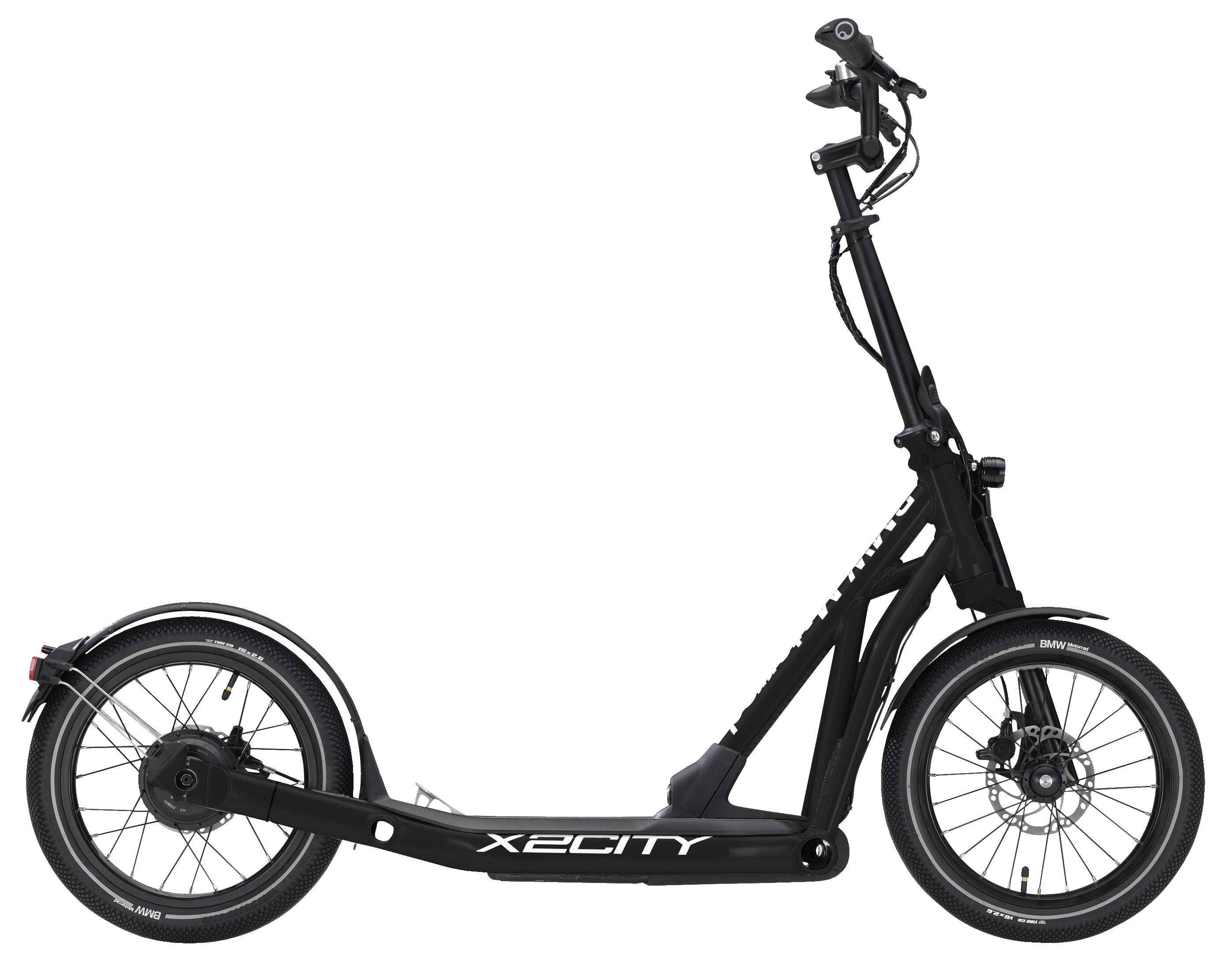 E Roller X2city Bmw Hat Den Ersten Legalen E Scooter Für