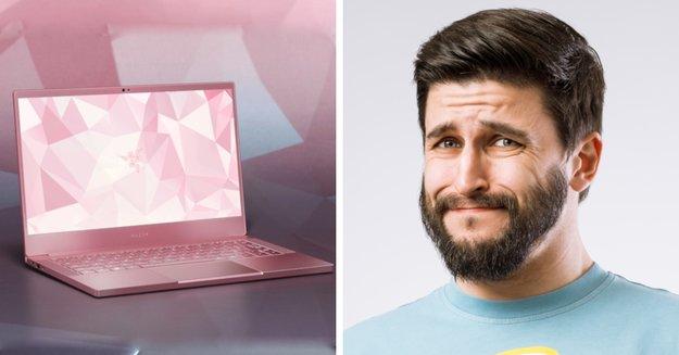 Razers Quartz-Edition in Rosa sorgt für Begeisterung … oder lässt dich verstört zurück