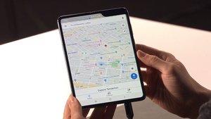 Samsung Galaxy Fold: Faltbares Smartphone soll endlich fehlerfrei funktionieren