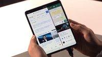Samsung Galaxy Fold: Preis, Release, technische Daten, Video und Bilder