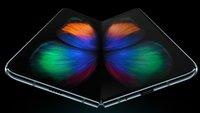 Galaxy Fold unter der Lupe: Samsungs Falt-Smartphone im Detail angeschaut