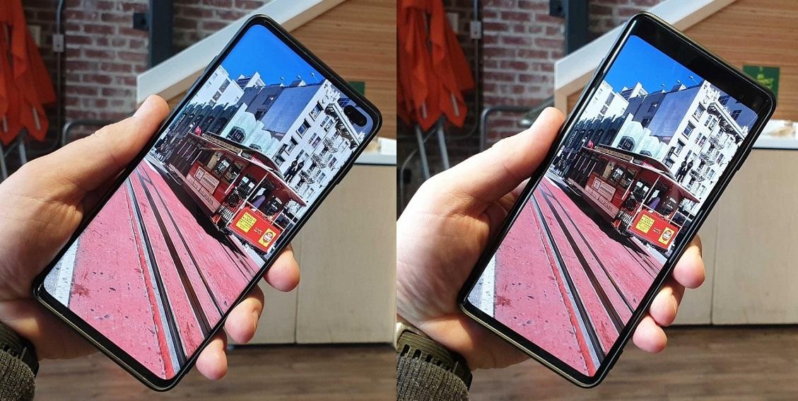 Samsung Galaxy S10: So lässt sich das Kamera-Loch verstecken
