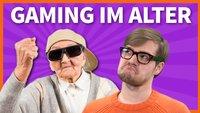 Gaming im Alter: Dafür haben wir als Rentner endlich Zeit