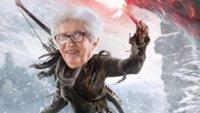 Rise of the Tomb Rentner: Ich will endlich eine alte Frau spielen [Kolumne]