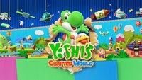 Yoshi's Crafted World: Mit altem Charm in die 3. Dimension
