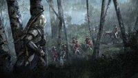 Meuchle mit Connor in Assassin's Creed III Remastered auf den aktuellen Konsolen und PC