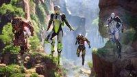 Fans fürchten jetzt schon, dass Anthem aufgegeben wird – BioWare nimmt es mit Humor